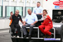 Hello Mr Collett, Brookfield and Atkins! Welcome at Magny Cours. - Magny-Cours 2010